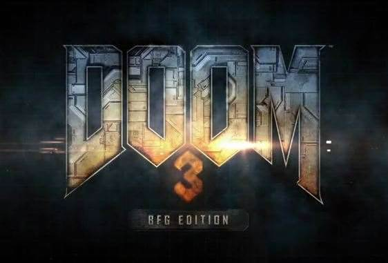 Doom 3 BFG Edition gets October release date