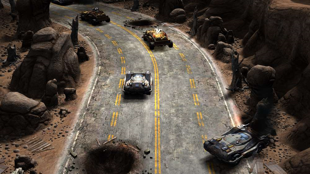 Just in time for your Fury Road dreams, GW's Dark Future is getting a reboot