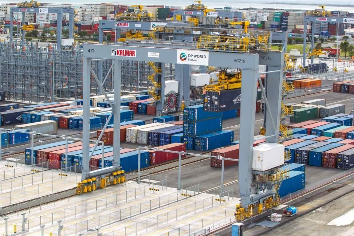 Brisbane Port moves closer to full automation