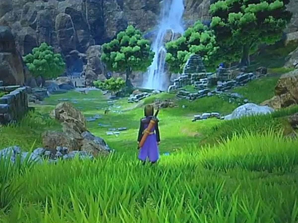 The first game for Nintendo's NX console will be Dragon Quest XI
