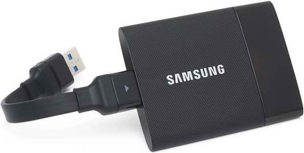 One Minute Review: Samsung T1 SSD
