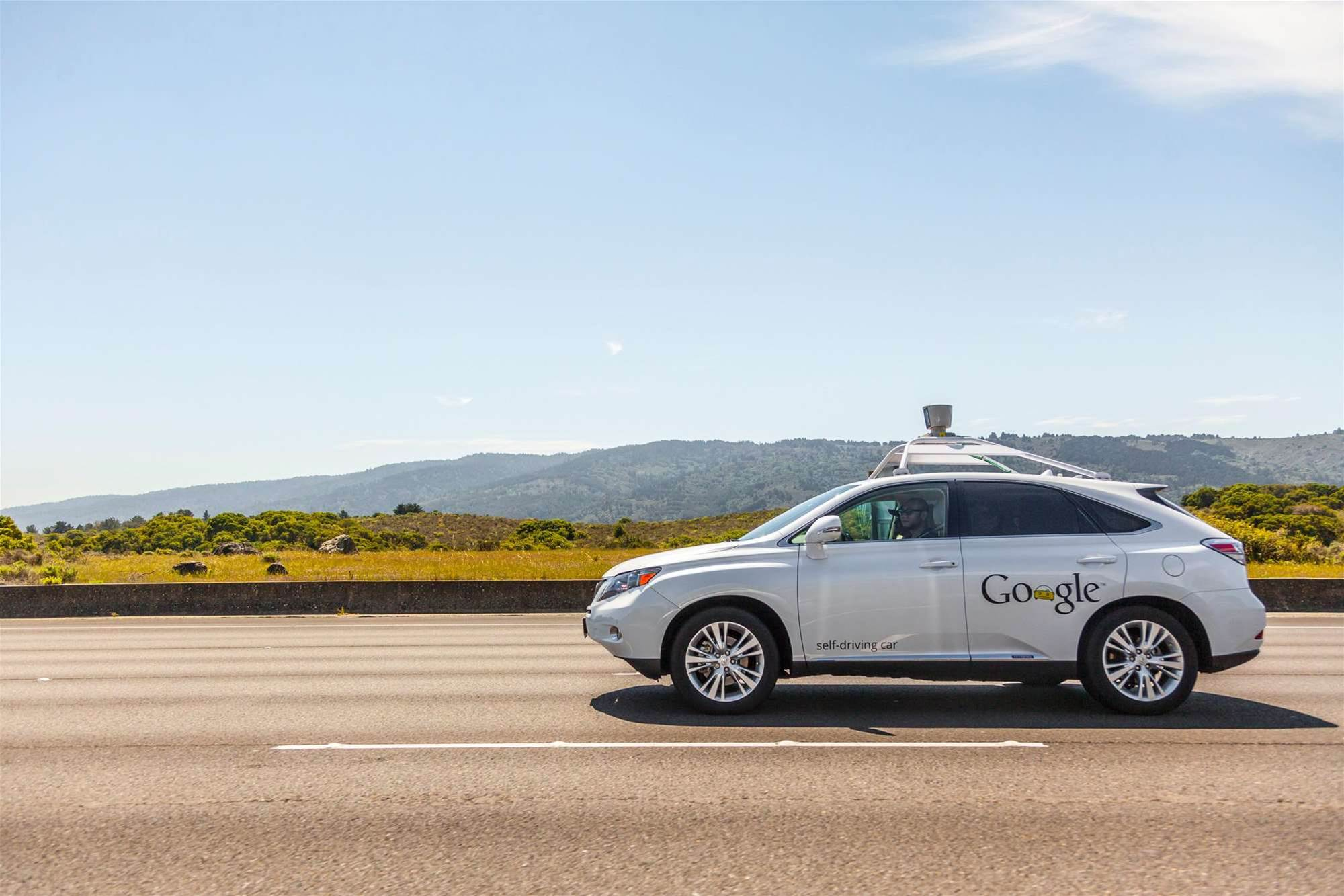 Should Google be held liable when its driverless cars crash?
