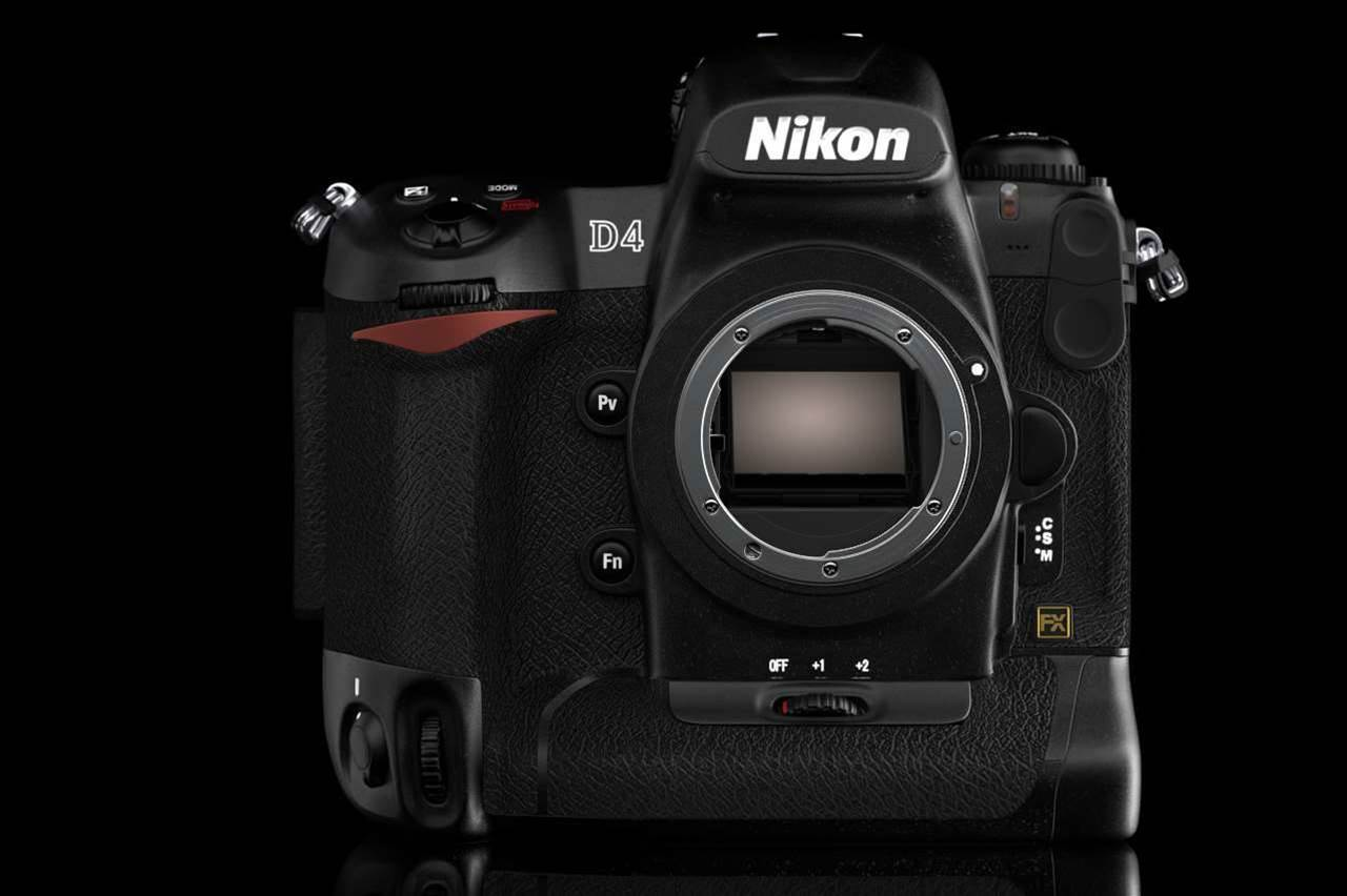 Nikon D4 specs leaked