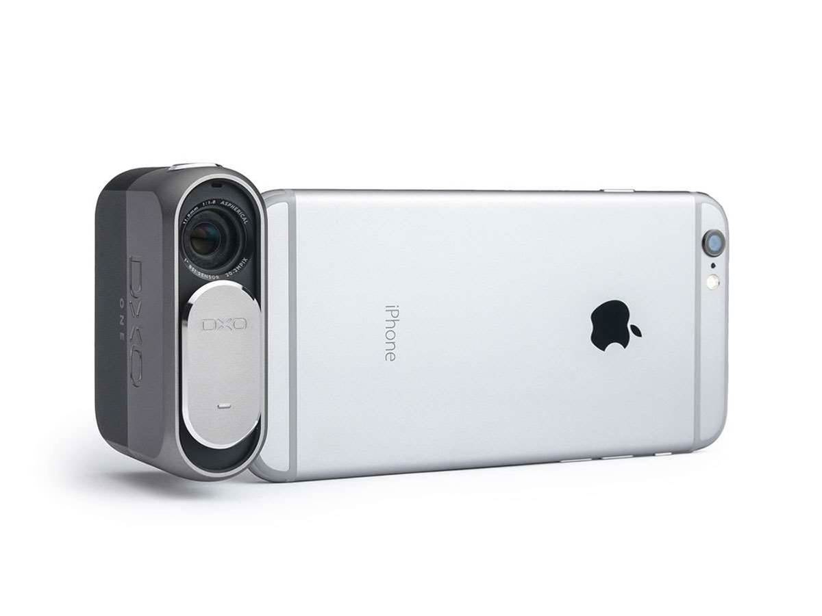 DxO One turns your iPhone into a DSLR-quality camera