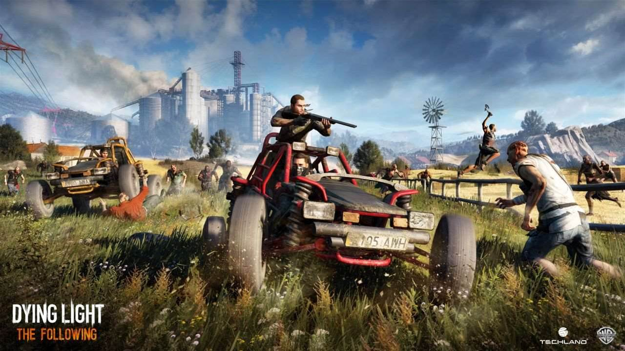 Dying Light: The Following gets release date