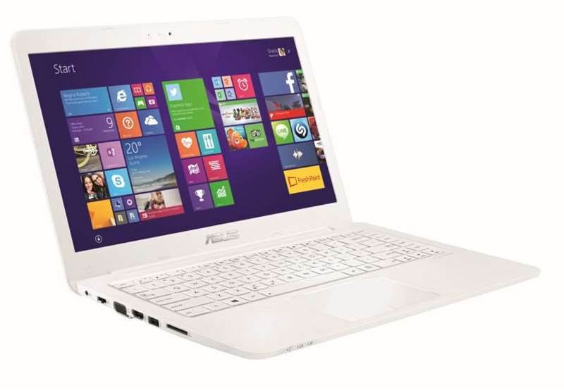 Review: Asus EeeBook E402M Elegant White - the EeeBook ain't'n't dead yet!