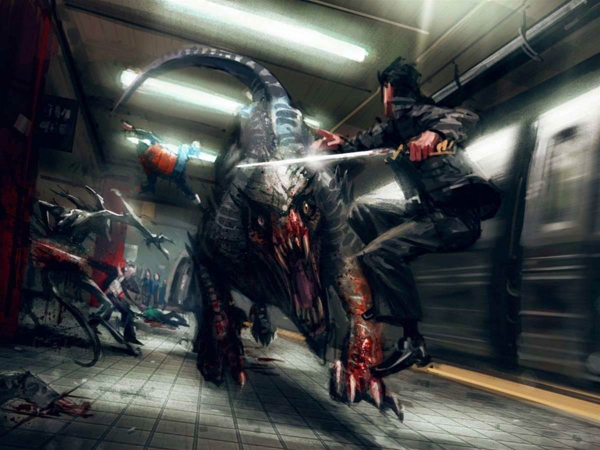 BioWare's Shadow Realms cancelled