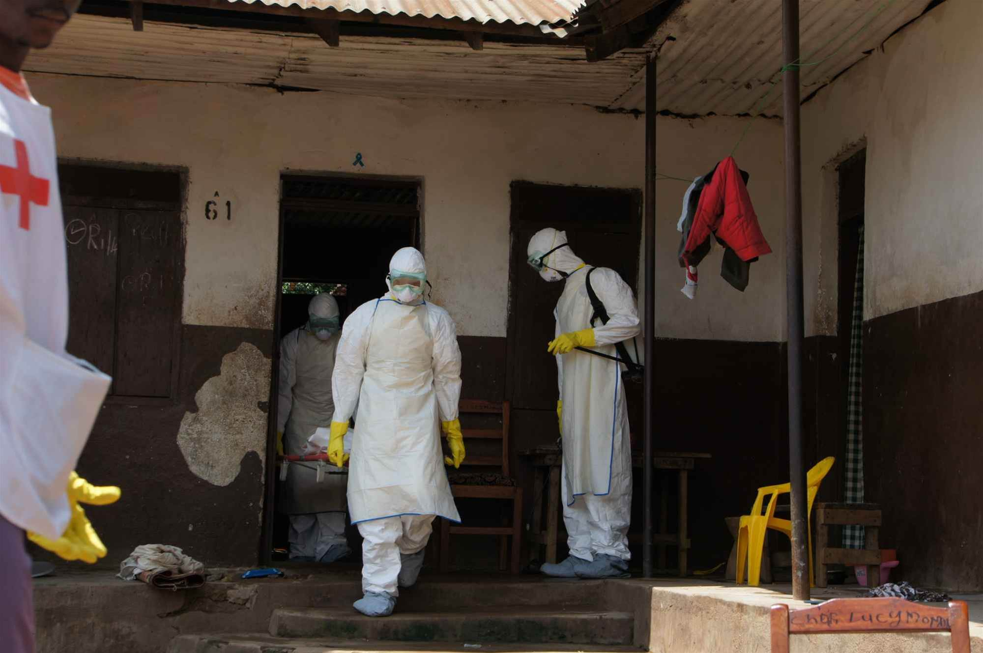 Why The Ebola Epidemic Isn't As Devastating As Predicted (So Far)