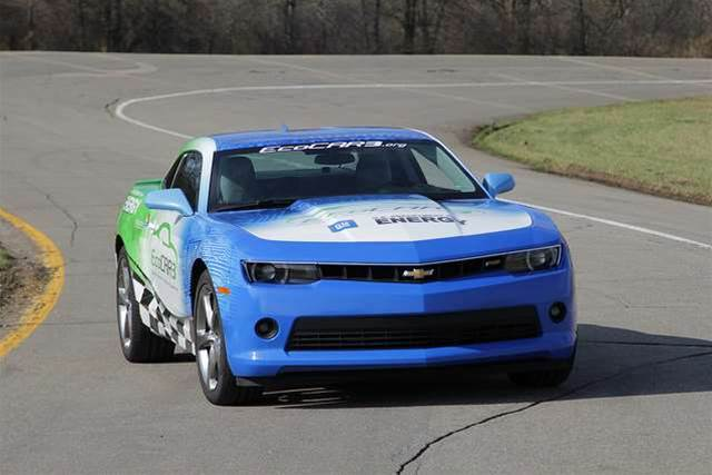EcoCAR 3 Competition Enters Year Two