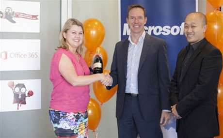 Aussie distie's Office 365 milestone