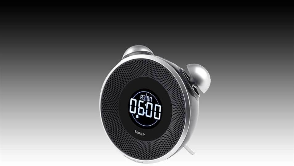 Affordable gift ideas: Tick Tock alarm clock