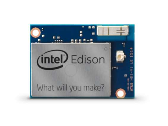 Intel's Edison computer provides a glimpse of future of wearables