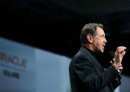 Oracle considered making own smartphone