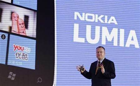 Nokia ditches sales chief as smartphone disappoints