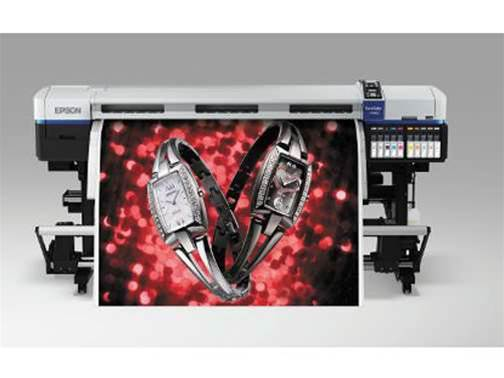 Epson unleashes leaner, greener solvent printers