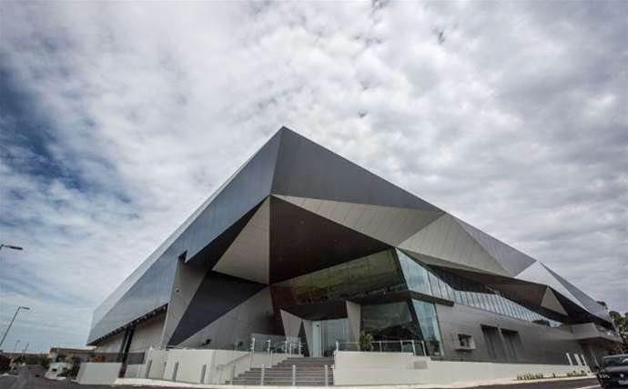 Equinix splashing $97m on Sydney data centre