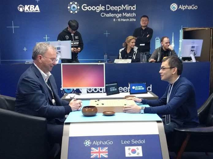 Google's DeepMind beats Go world champion