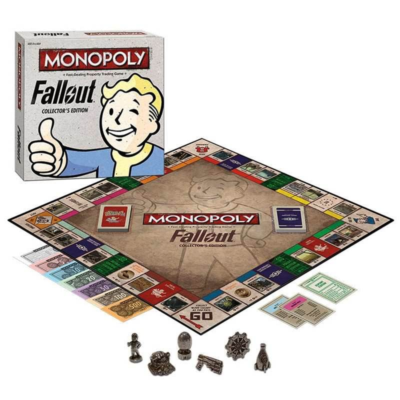 You bet you want Fallout-themed Monopoly!