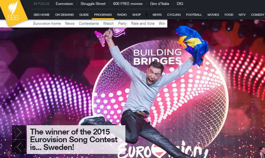 System glitch prevents Aussies from voting in Eurovision