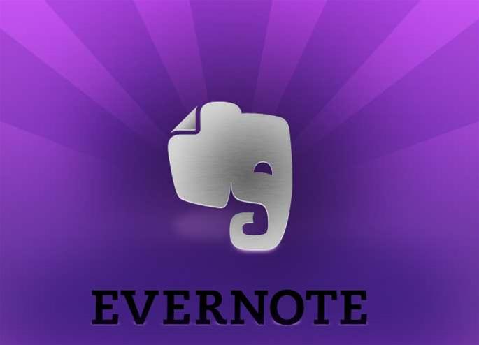 Evernote a malware control centre