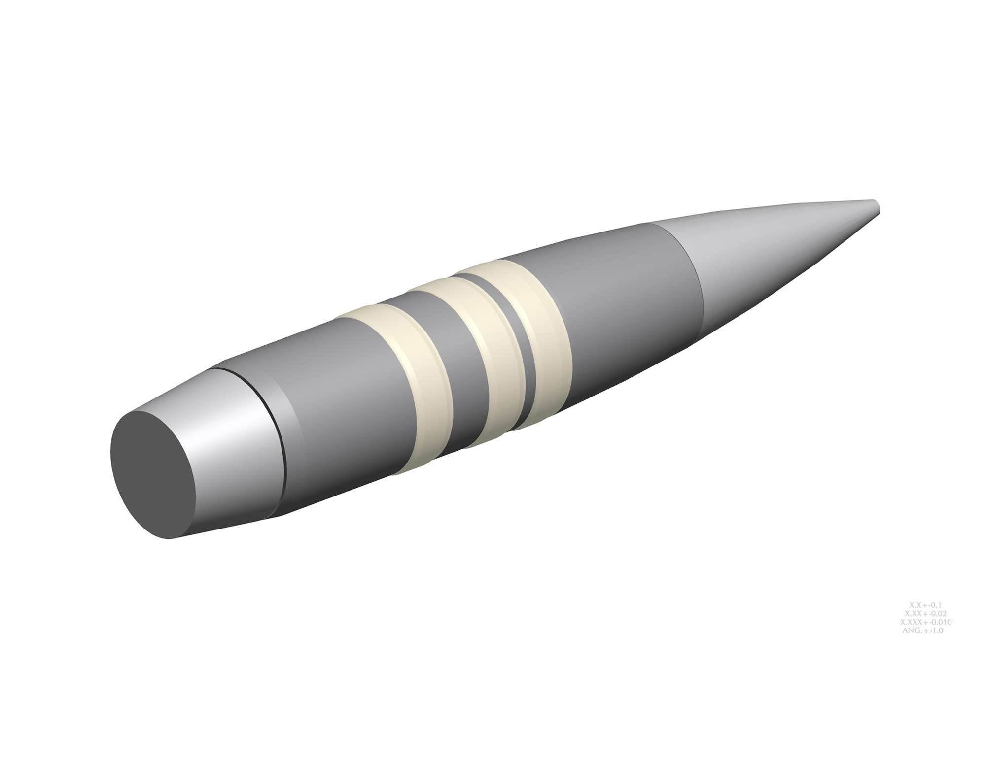 Department Of Defense Tests A Bullet That Can Steer
