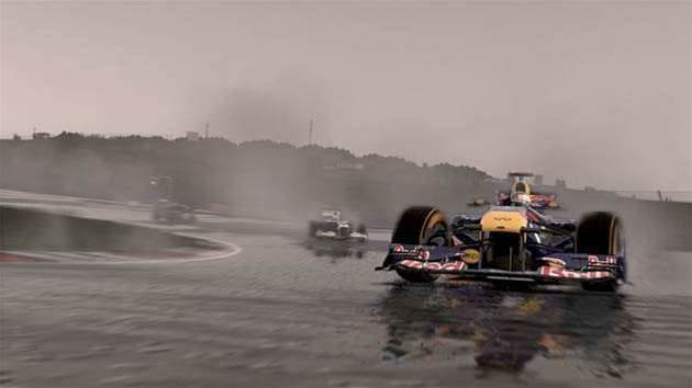 F1 2011 is the best of the series to date
