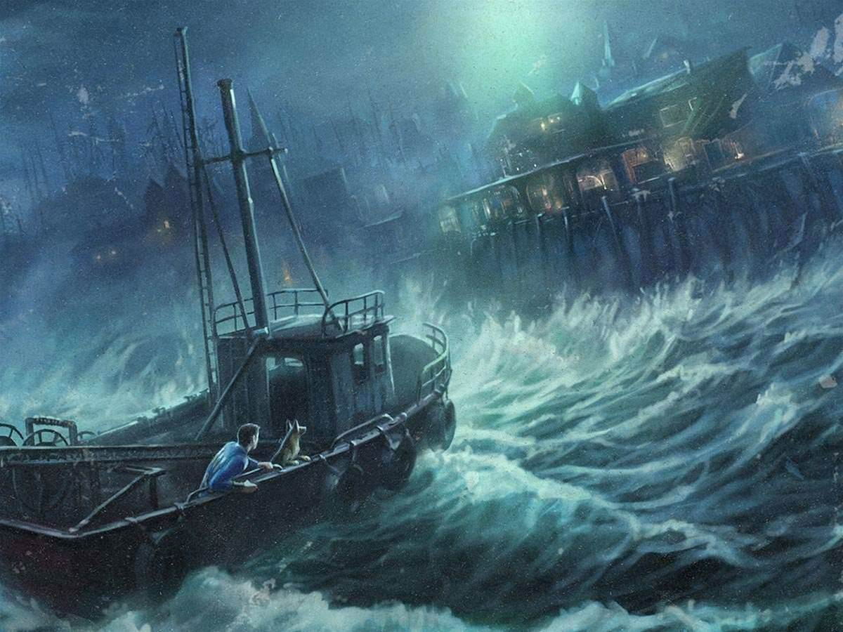 Cast off to Far Harbour with Fallout 4's biggest DLC drop yet