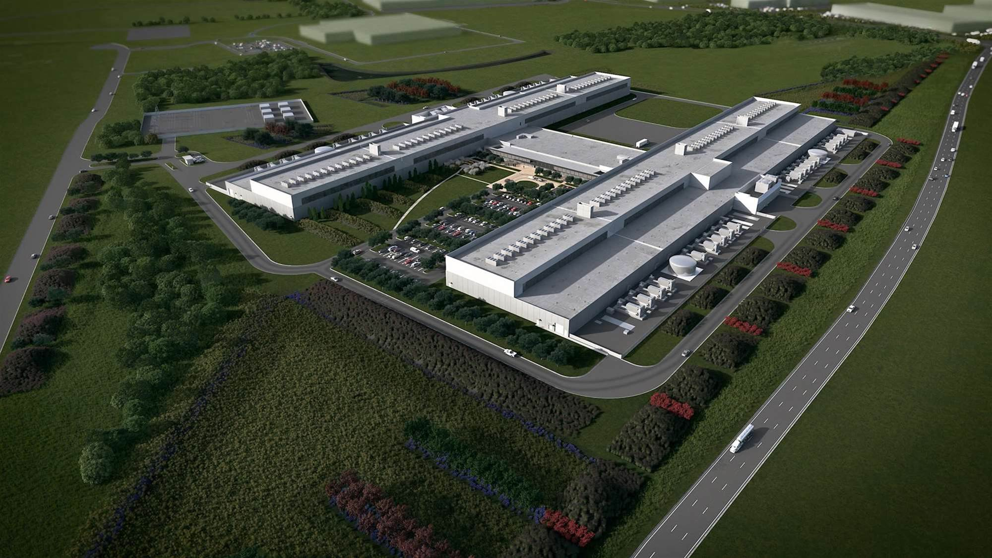 Facebook to build fifth data centre