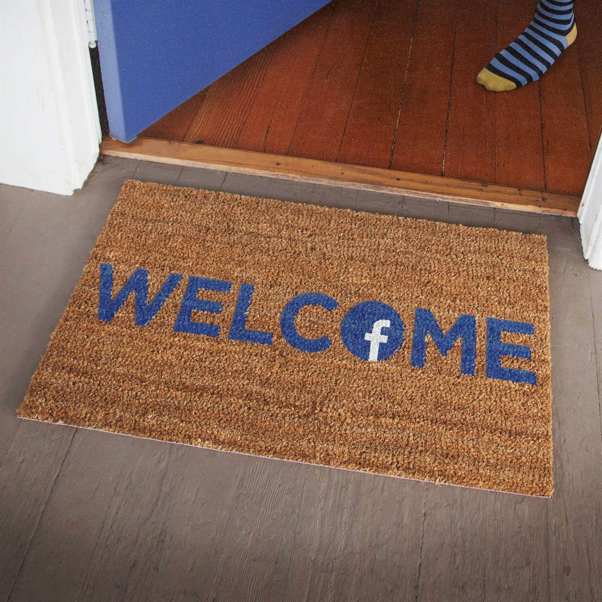 Facebook unveils 'Home' software for Android