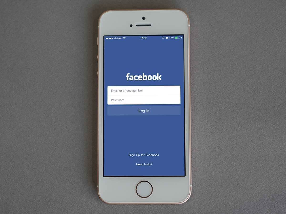 Don't touch that home button: Facebook might be working on its own camera app