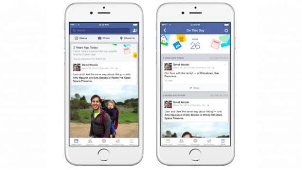 Facebook's On This Day now lets you sidestep your worst memories