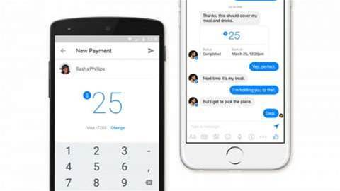 Facebook Messenger now lets you transfer money