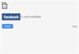What caused today's Facebook outage?