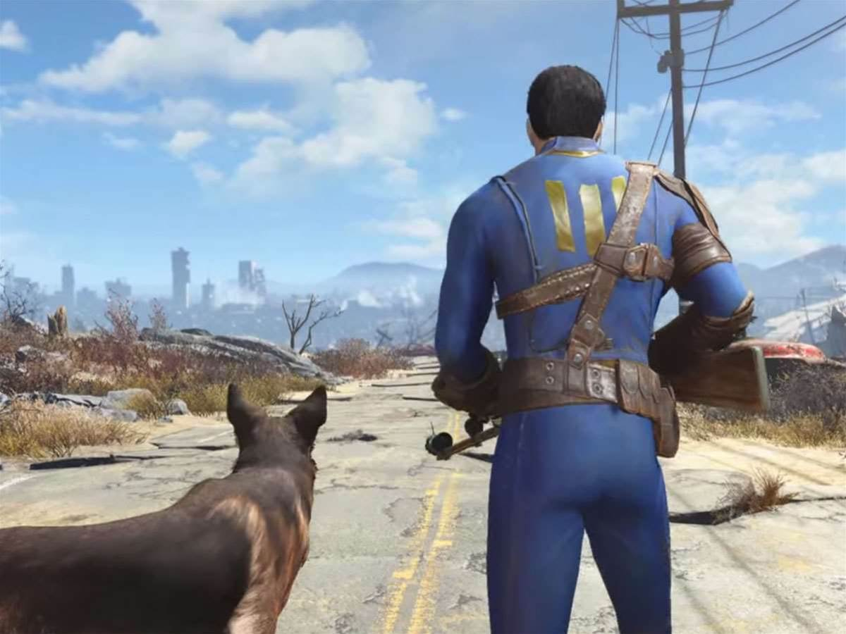 Fallout 4 first beta patch notes