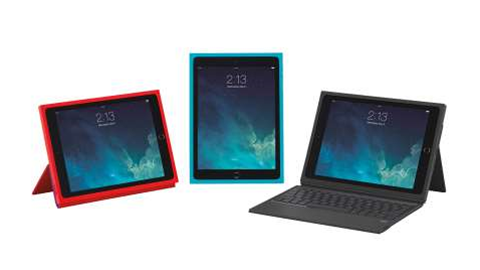 Logitech unveils its first drop-proof iPad cases