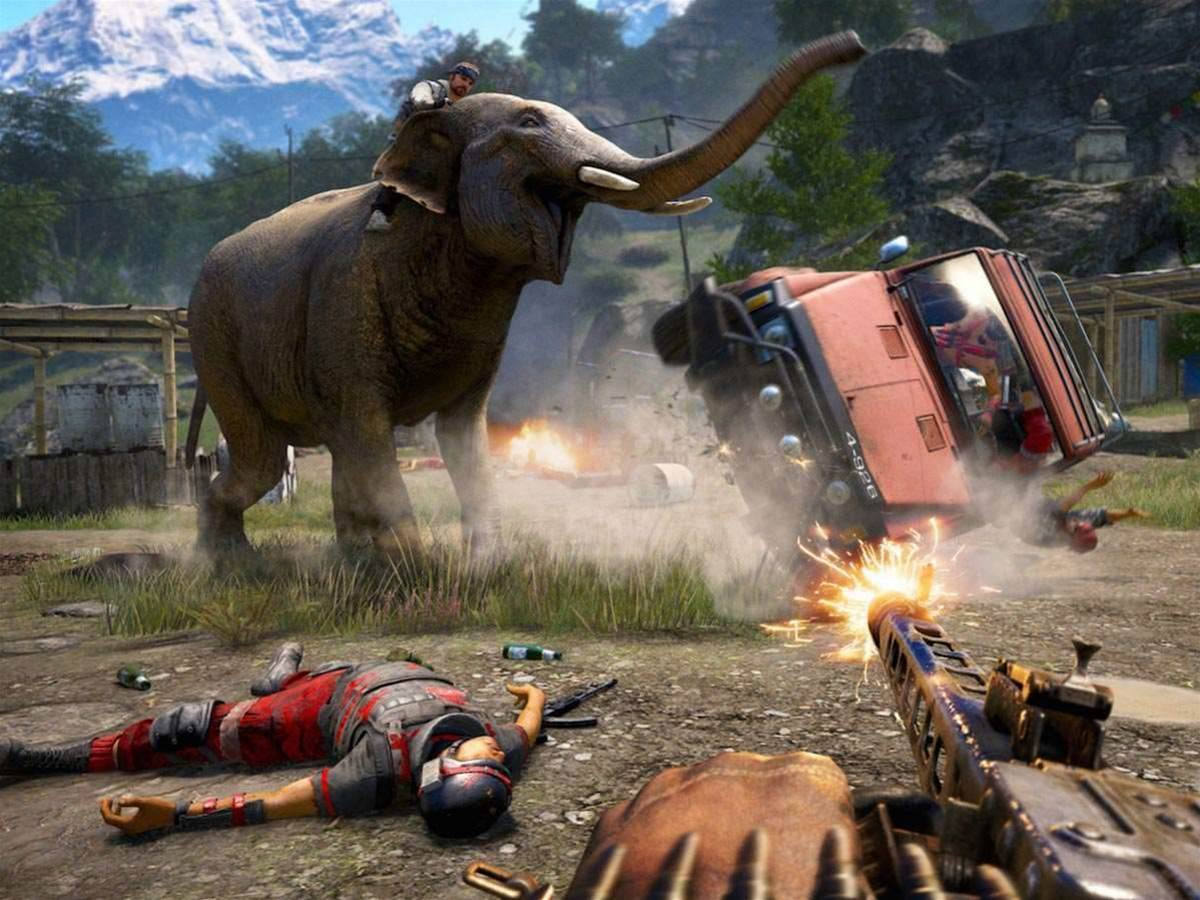 Far Cry Primal takes the series back to the Ice Age