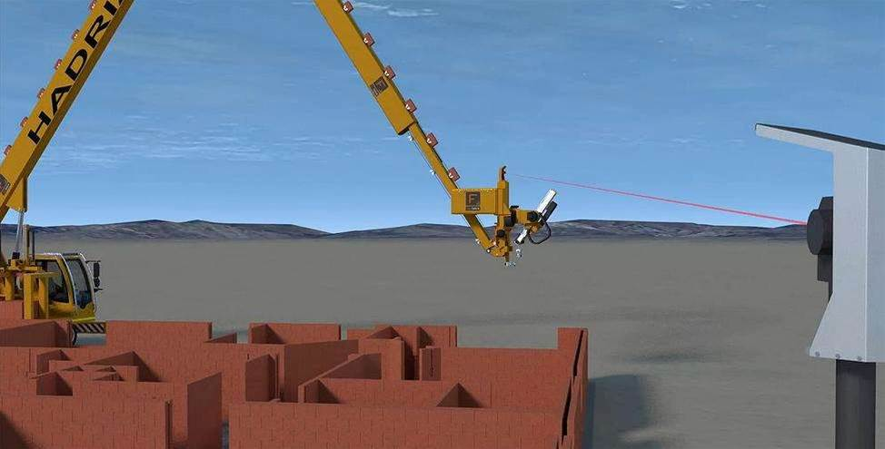Aussie bricklaying robot brings the fight to builders