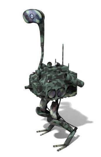 Video: DARPA's FastRunner is a Robo-Ostrich Capable of 50 k/ph Sprints