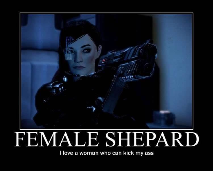 New Mass Effect 3 trailer - FemShep kicks reaper butt!