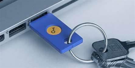 Google provides physical security key for business customers