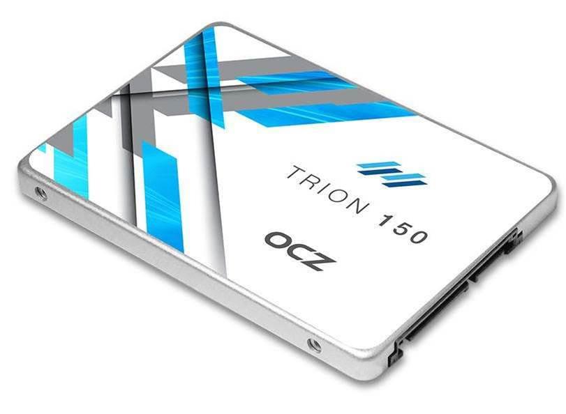 OCZ announces new 15nm NAND Trion 150 SSDs