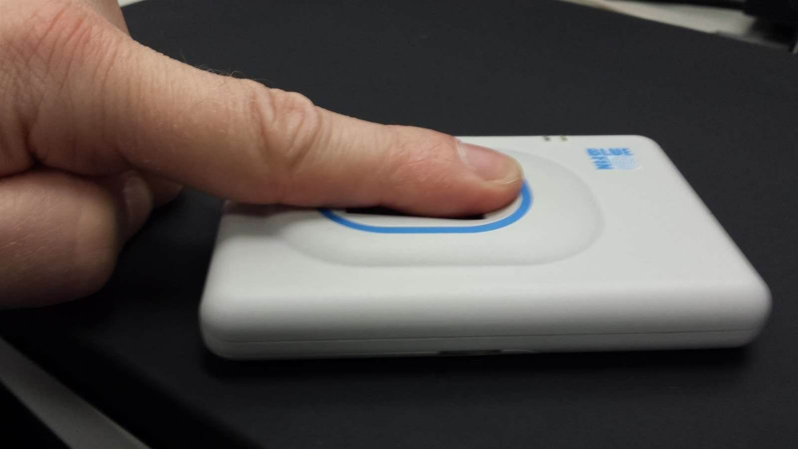 NSW cops to get portable fingerprint scanners