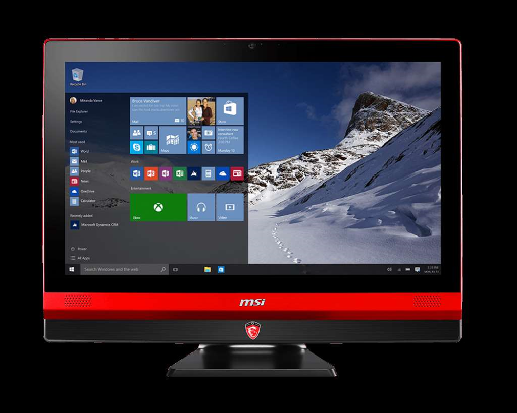 MSI lifts lid on with gaming-focused all-in-one Gaming 24 AIO desktop