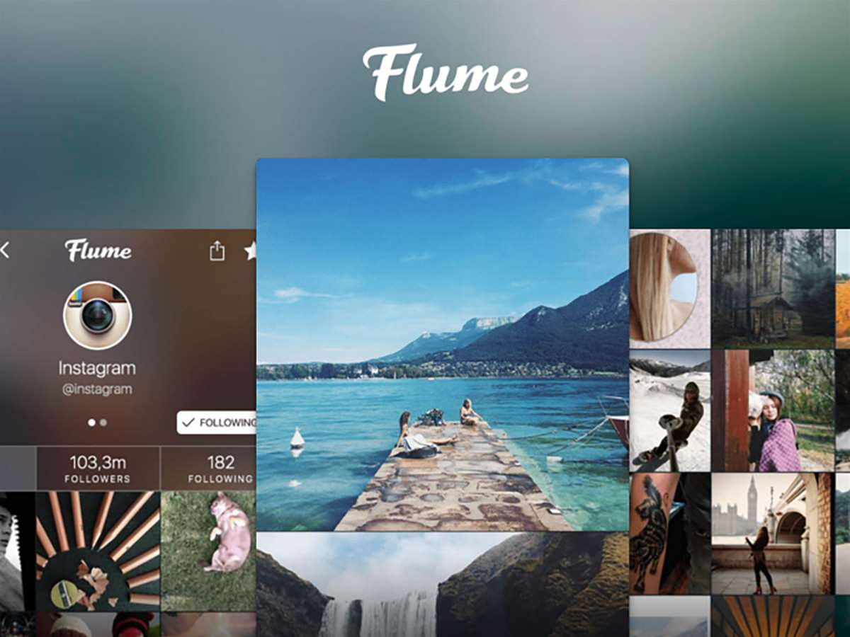 Drop everything and download: Flume