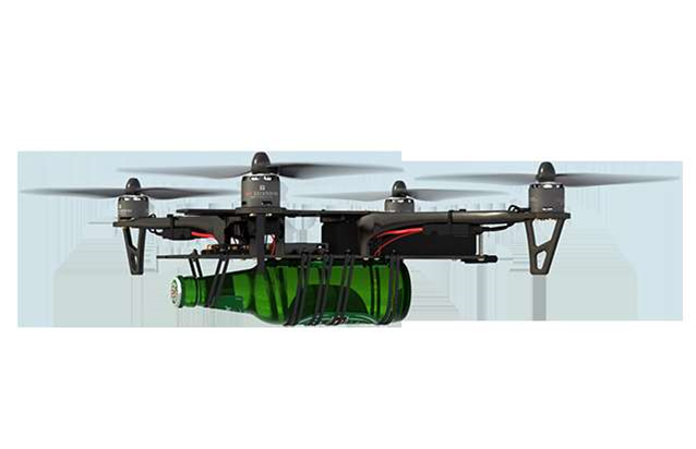 Flytrex Drone Transports Beers, Sandwiches, Other Basic Necessities