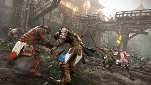 For Honor hands-on: Brutal in every sense