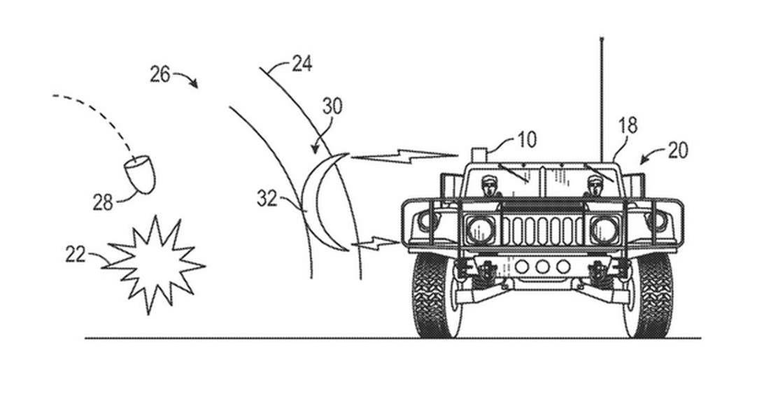 Boeing Just Patented A Force Field Made Of Lasers