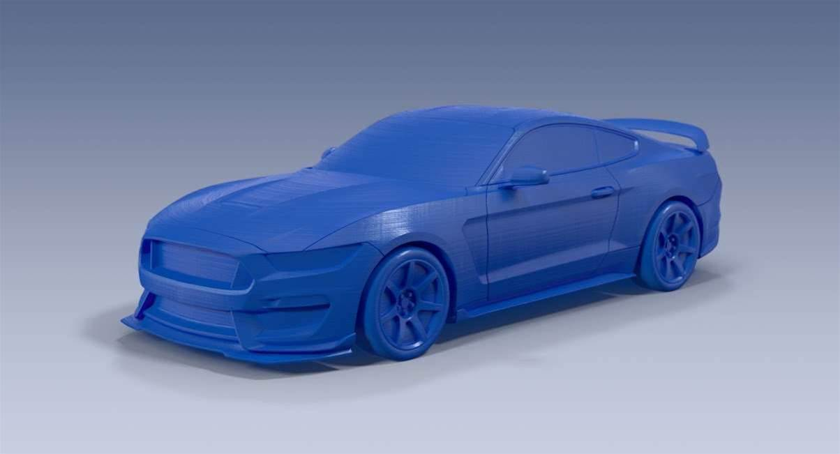 The Ford 3D Store Offers Printable Models