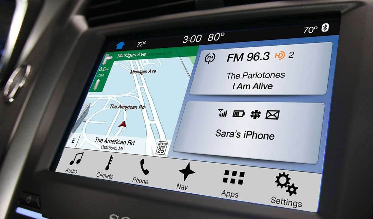 2015 Detroit Auto Show: Ford Sync 3 System Wants Your Trust