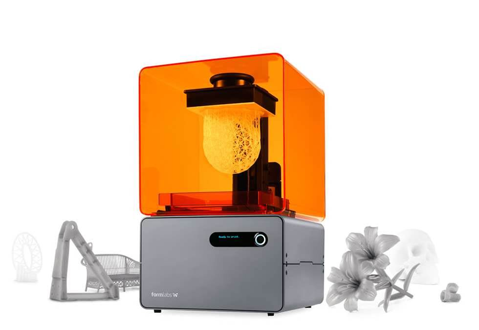 Review: Formlabs Form 1+